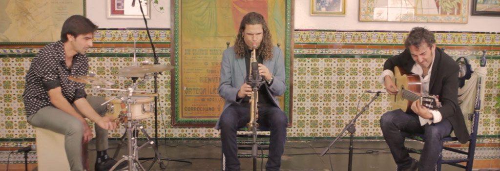 Antonio Lizana Trío - Seguirijazz