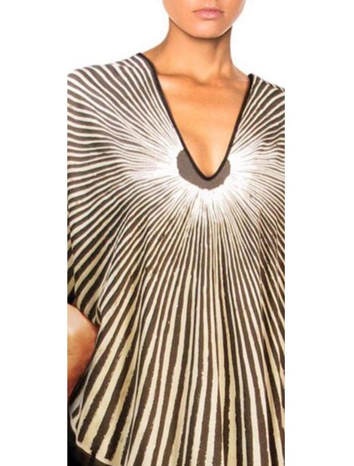 Blusa sol batik rayon zahara