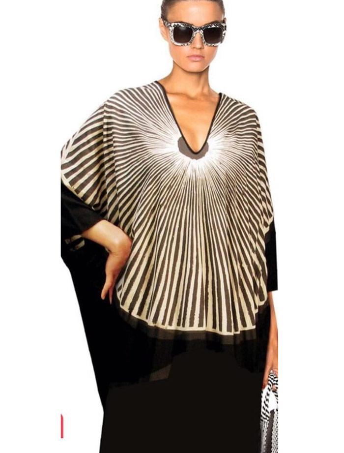 Blusa sol batik rayon