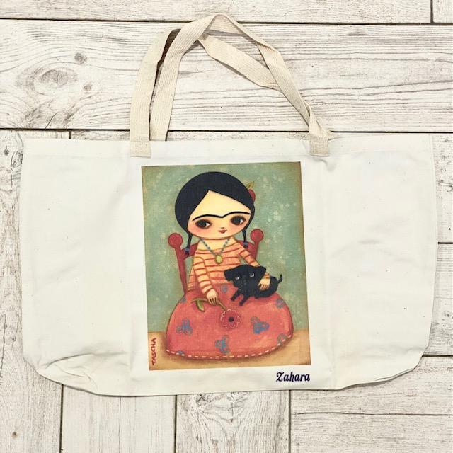 Bolso Shopper Frida Grande
