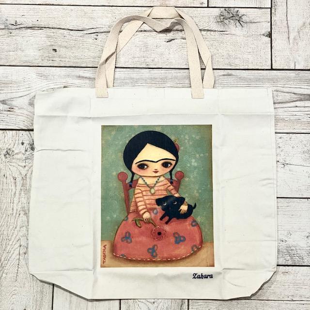 Bolsa Shopper Frida Mediano