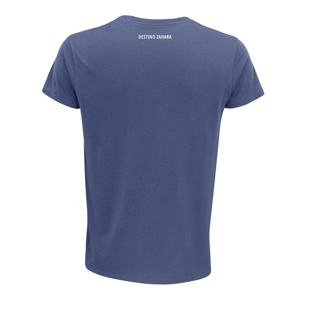 Camiseta Atunes de Zahara blue Denim