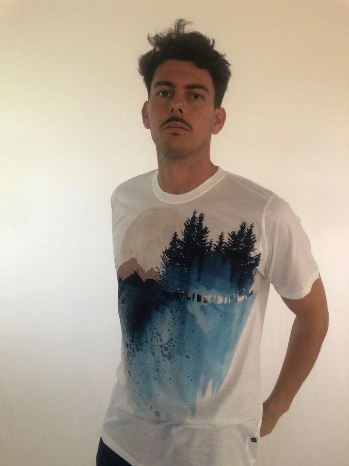 Camiseta Full Planeta Madrid