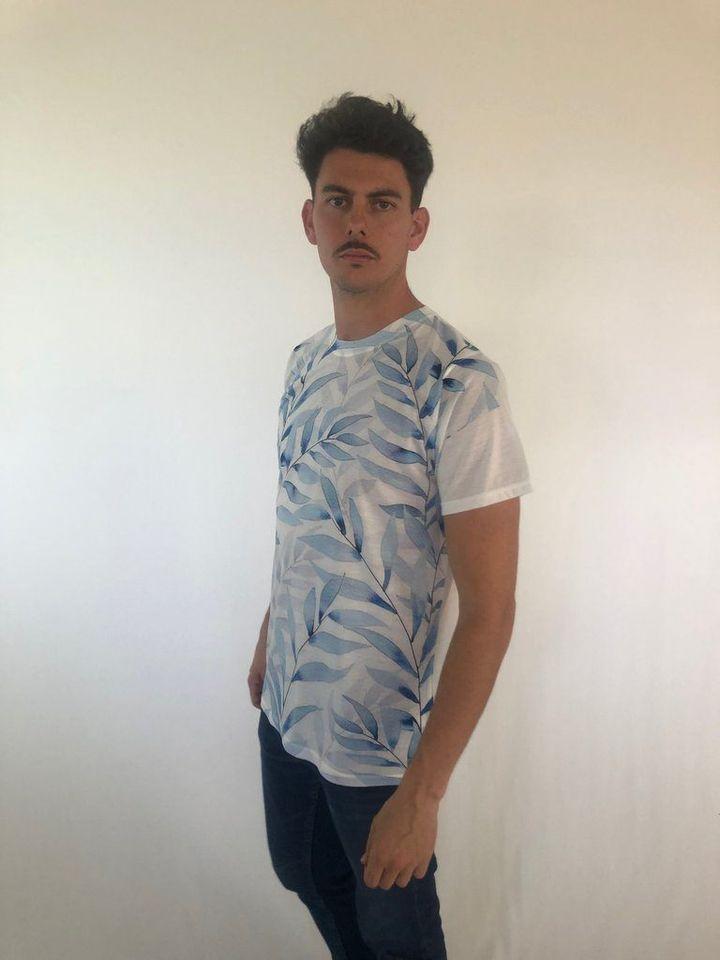 Camiseta Full Trópico trankilo