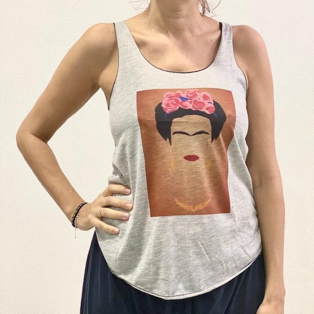 Camiseta de Tirantes Frida Calma