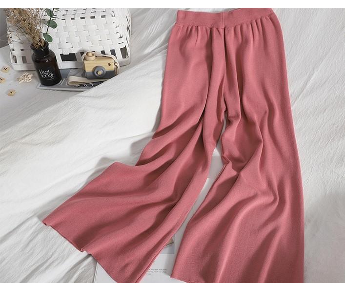 Conjunto tuna 3 piezas rosa pantalon