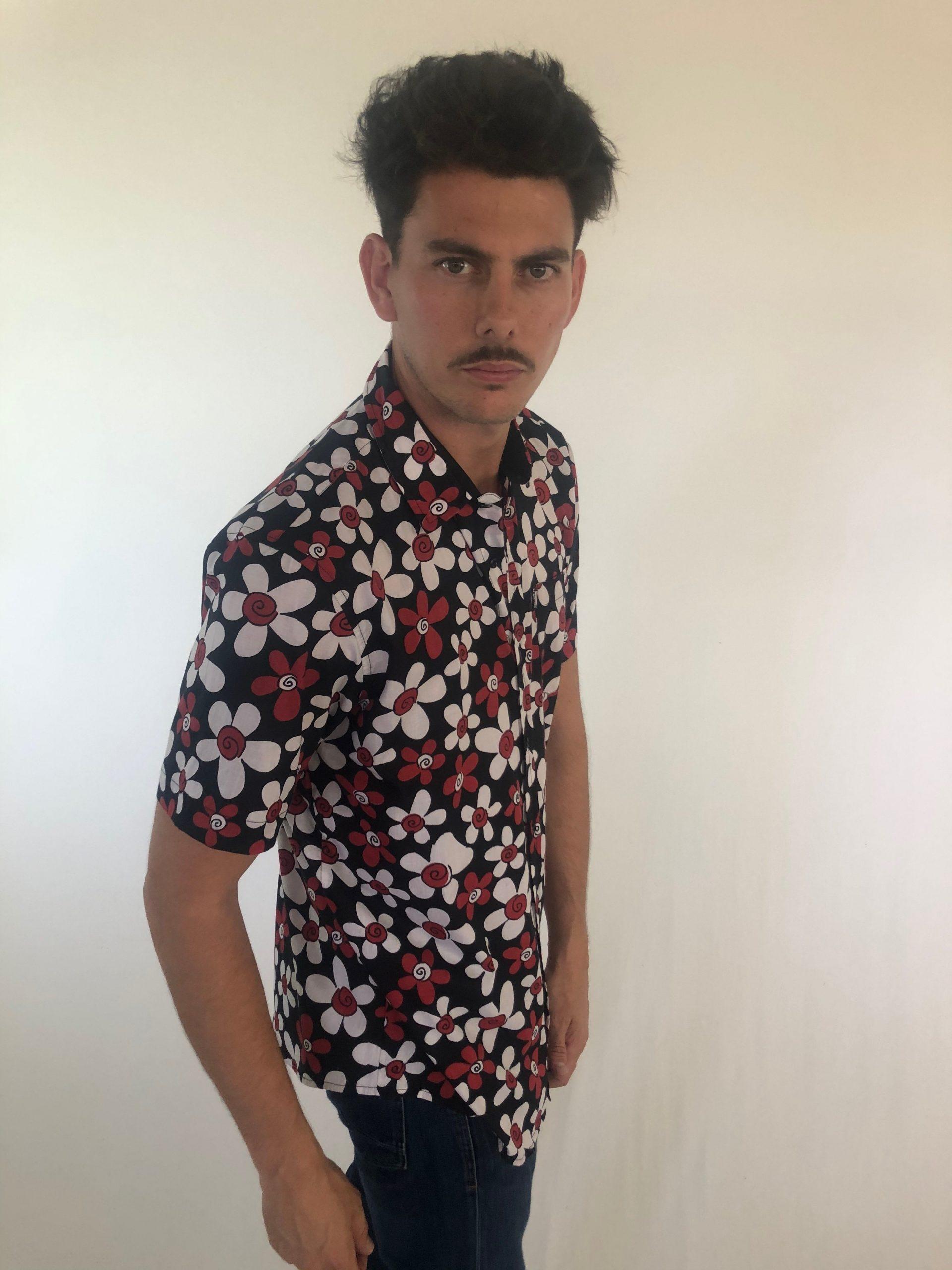 Camisa Trankilo Funny Flores Cadiz