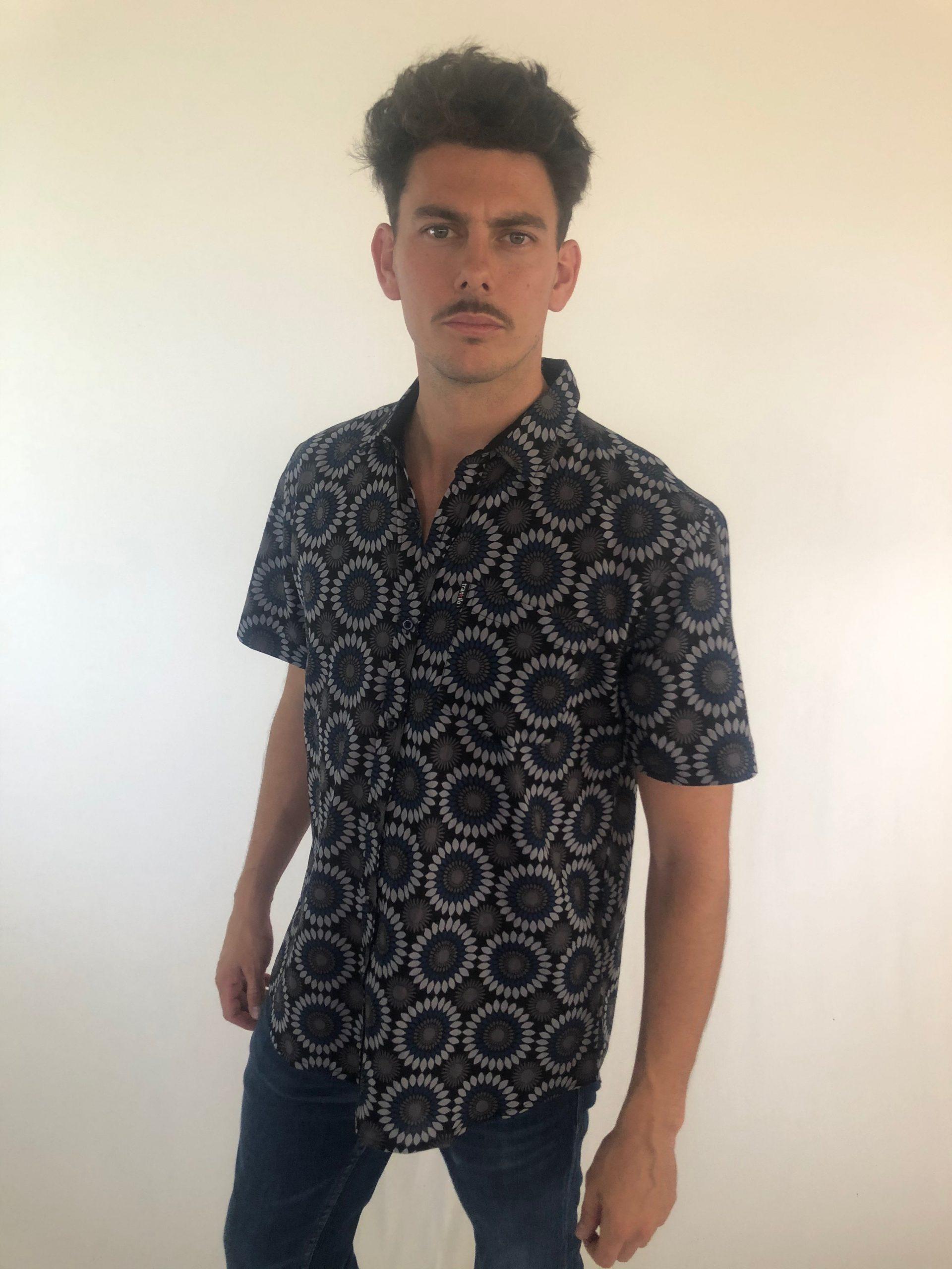 Camisas Trankilo Funny Girasol caños