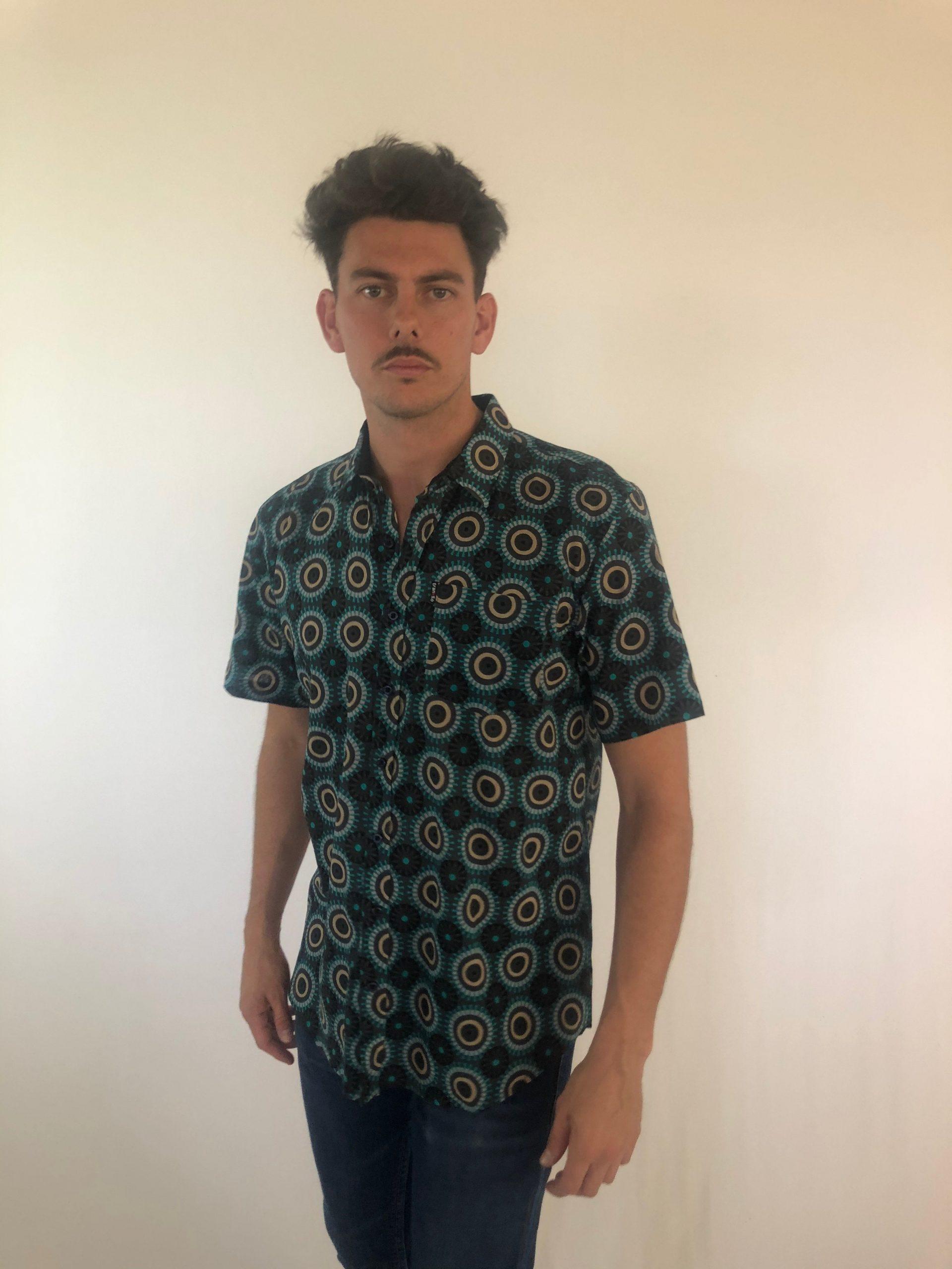 Camisa Funny Soles Trankilo