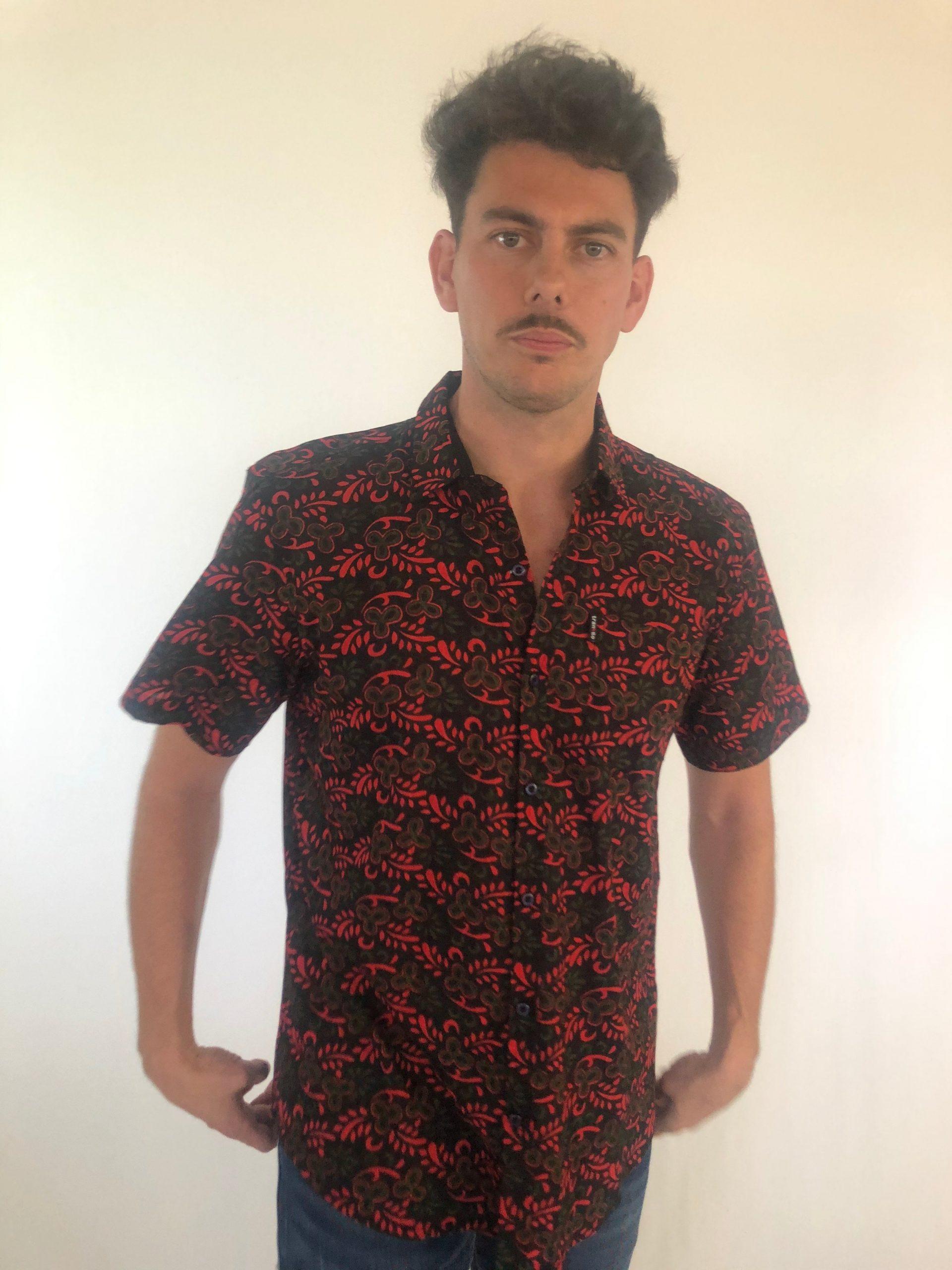 Camisas Trankilo Funny Trebol