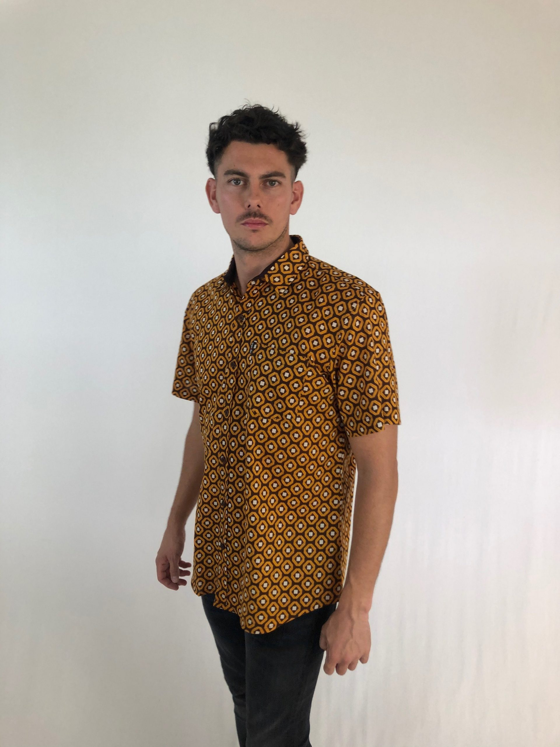 Camisas trankilo Mamba