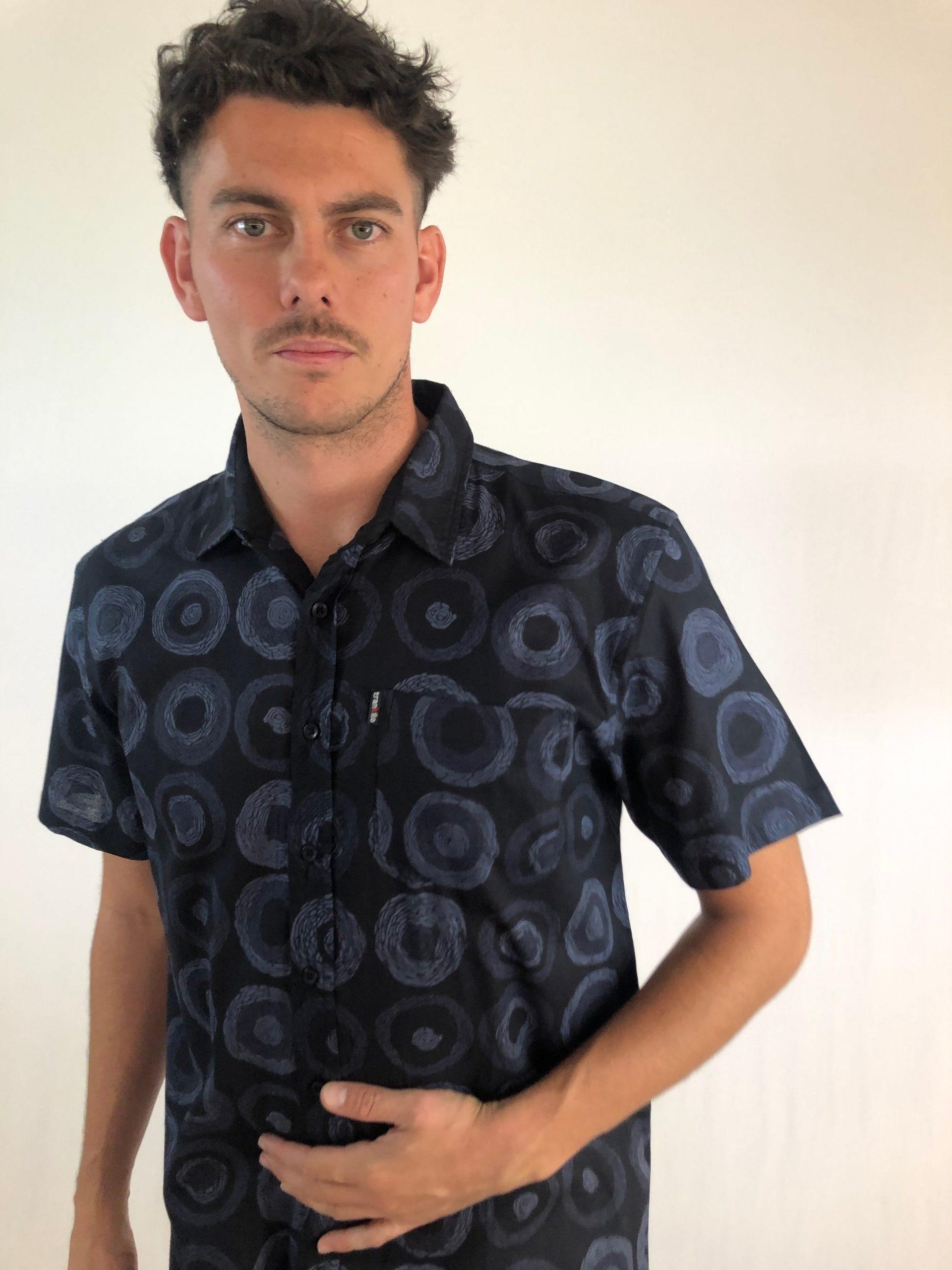 Camisa Funny Garabato