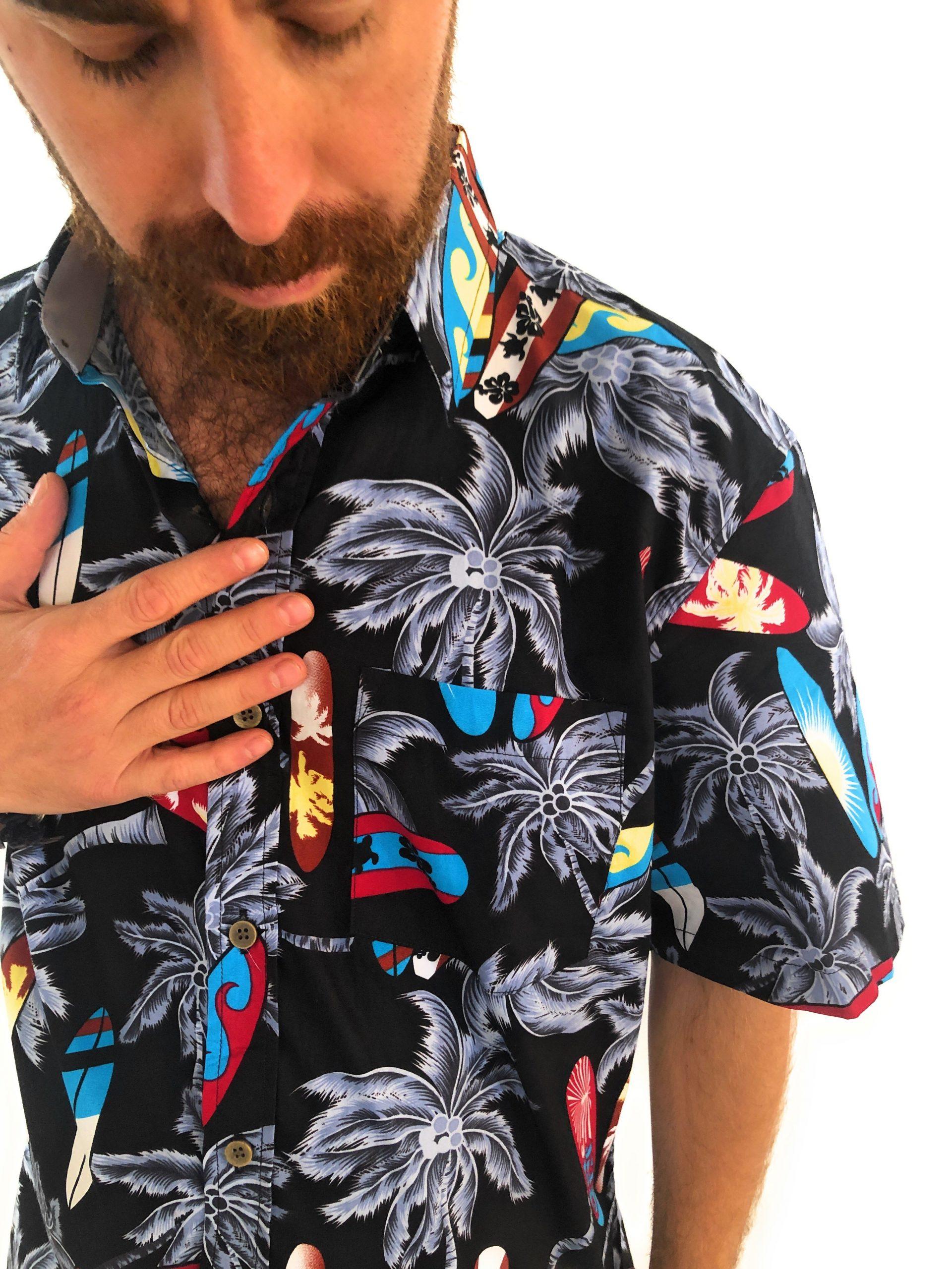 Camisa Trankilo CocoSurf cadiz