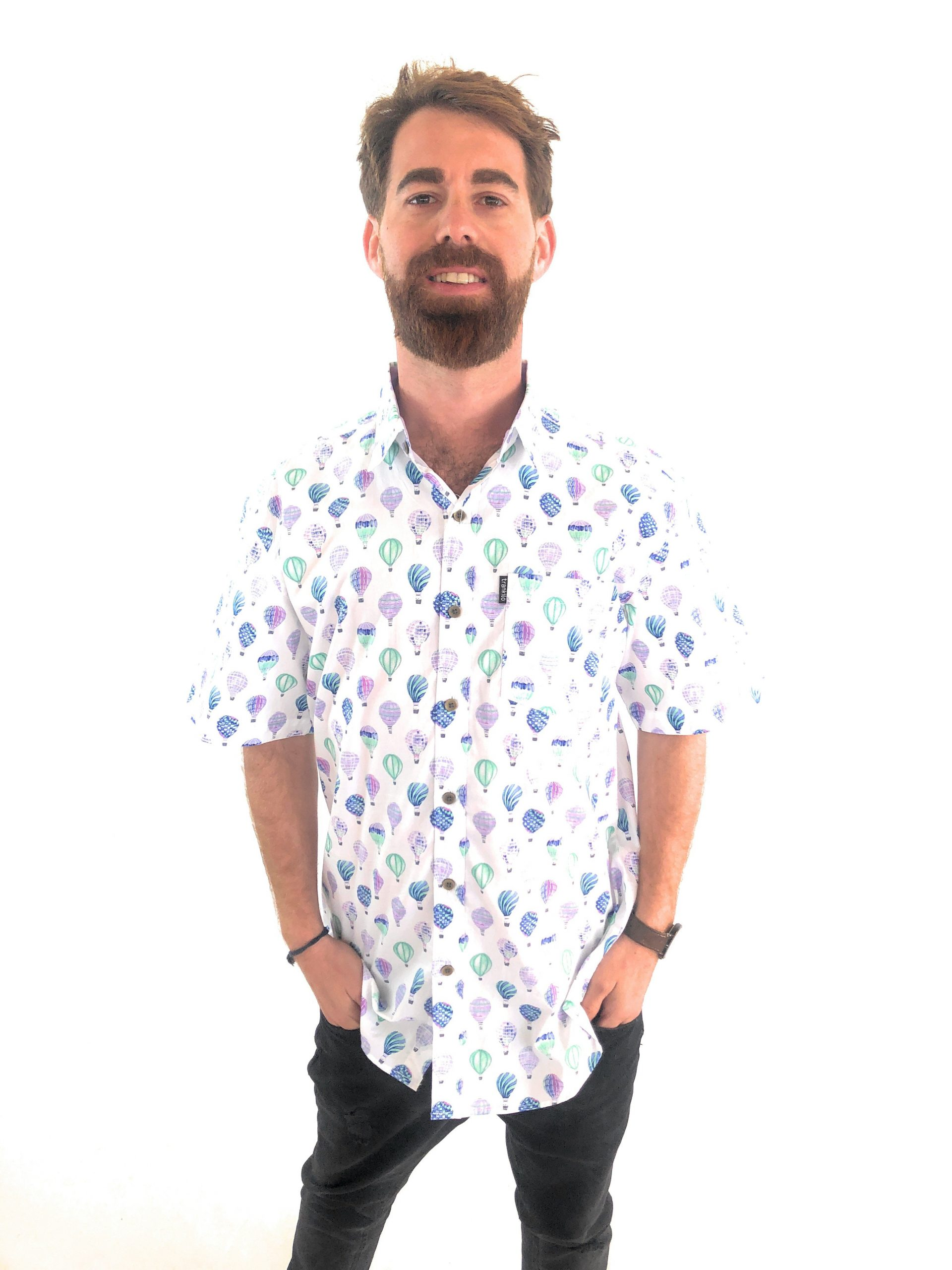 Camisa Trankilo Aerostático Conil