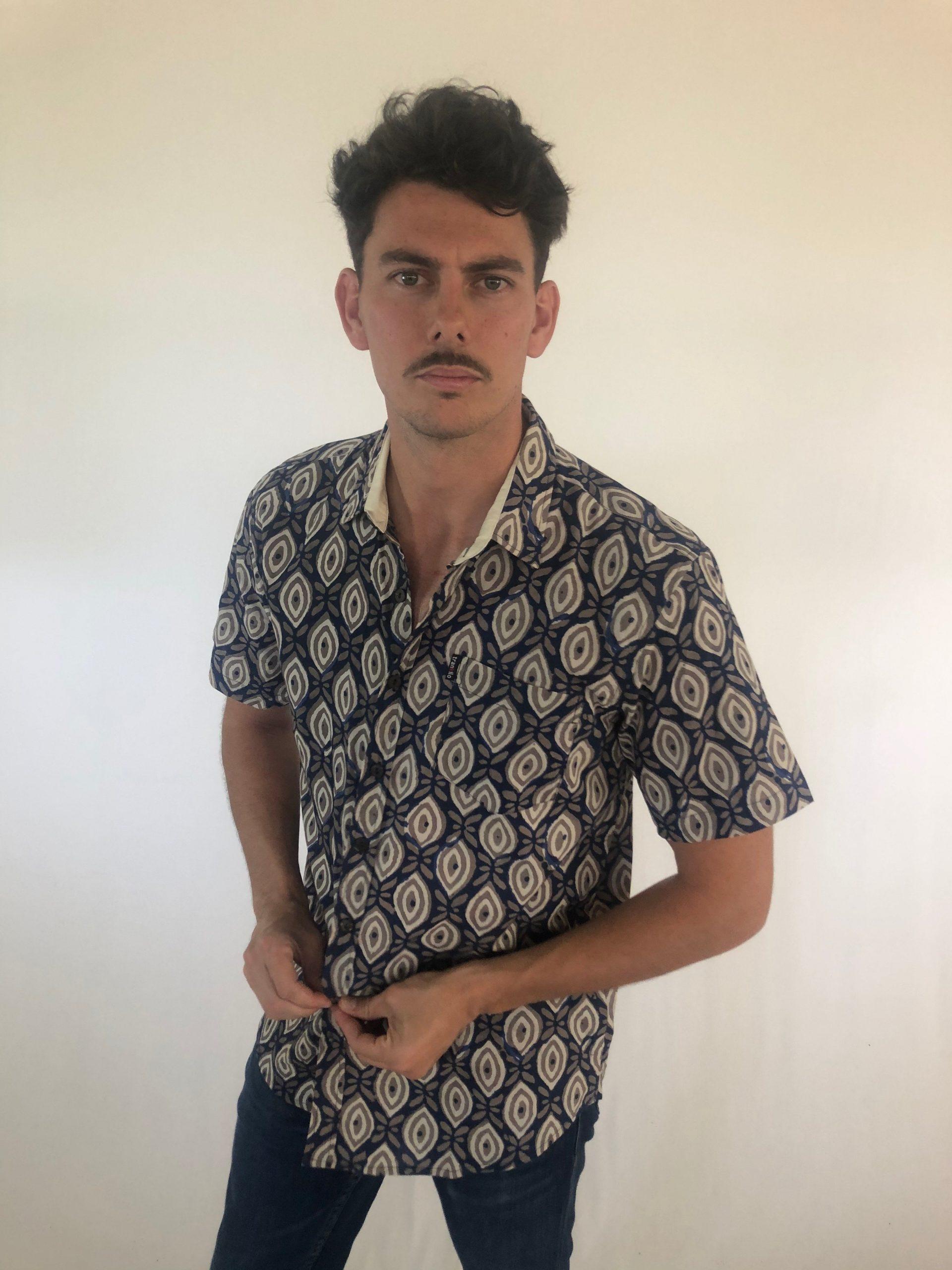 Camisa Trankilo Organic Raíz