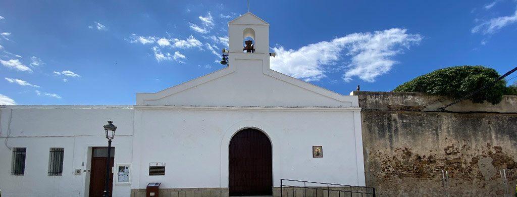 Iglesia del Carmen zahara