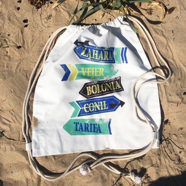 Mochila Grande Zahara playa