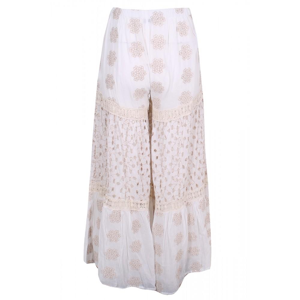 Pantalones Boho canos 1