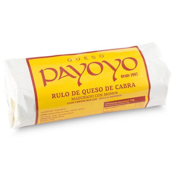 Quesos Payoyo Rulo de cabra