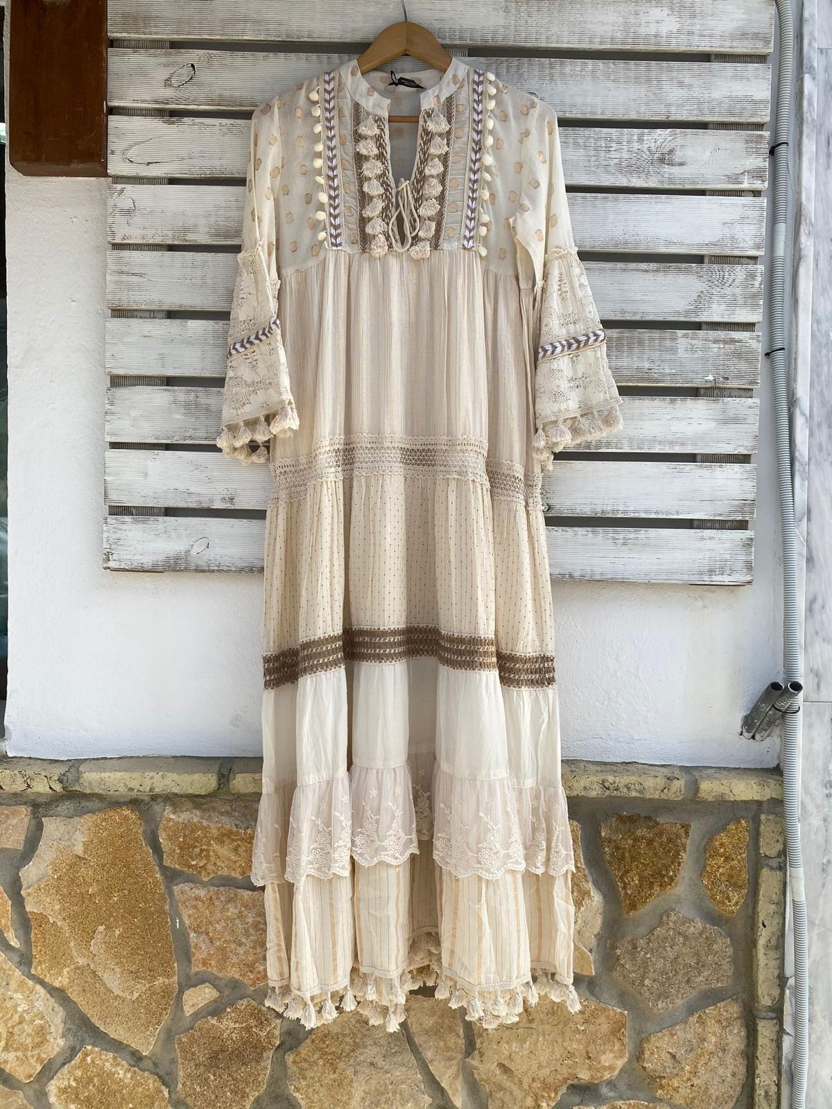 Vestido Bohemio Arena Zahara
