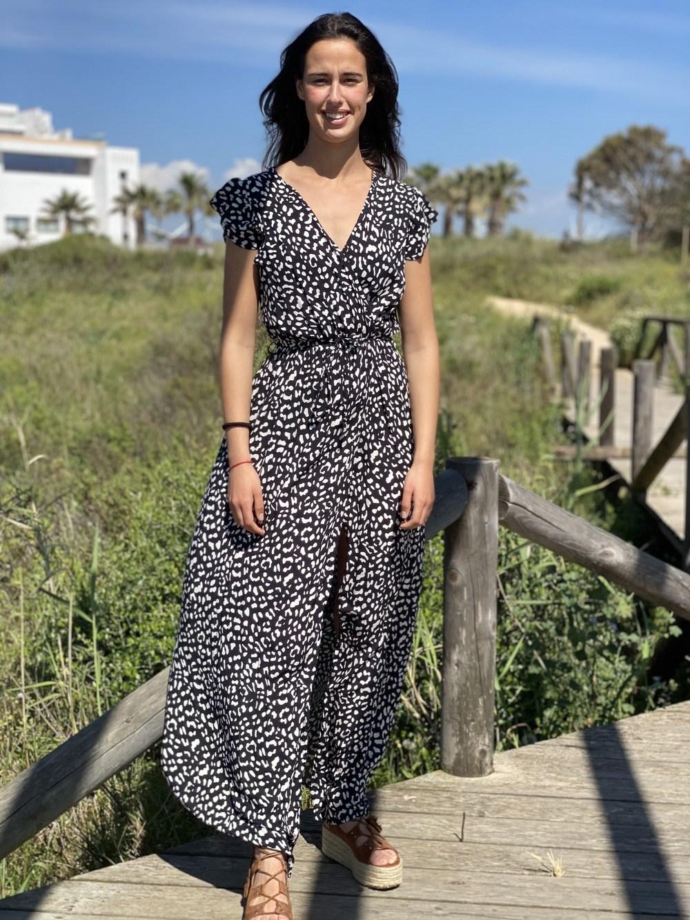 Vestido Chic Casual Playa