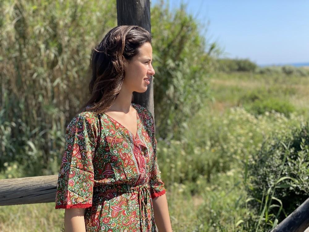 Vestido Indie Alma