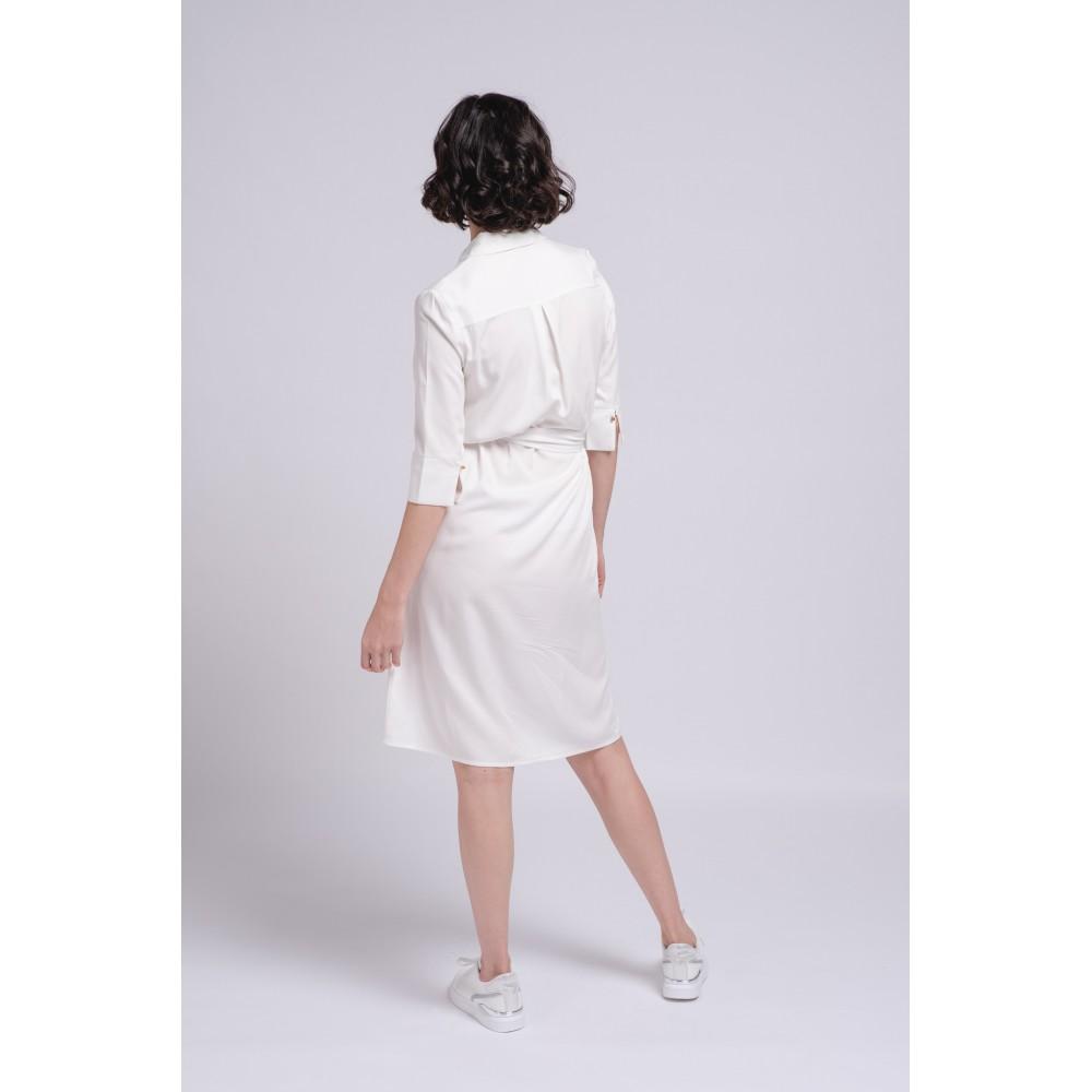 Vestido Mujer Camisero Vila 1