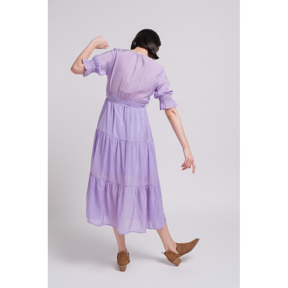 Vestido Mujer lavanda