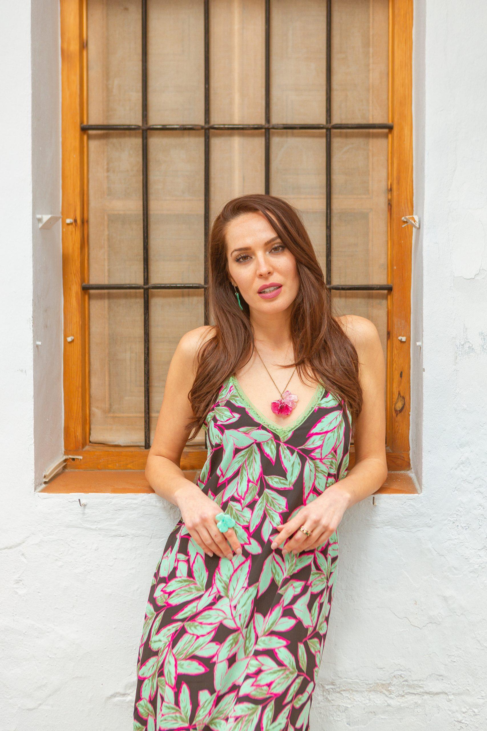 Vestido Mujer Vesubio