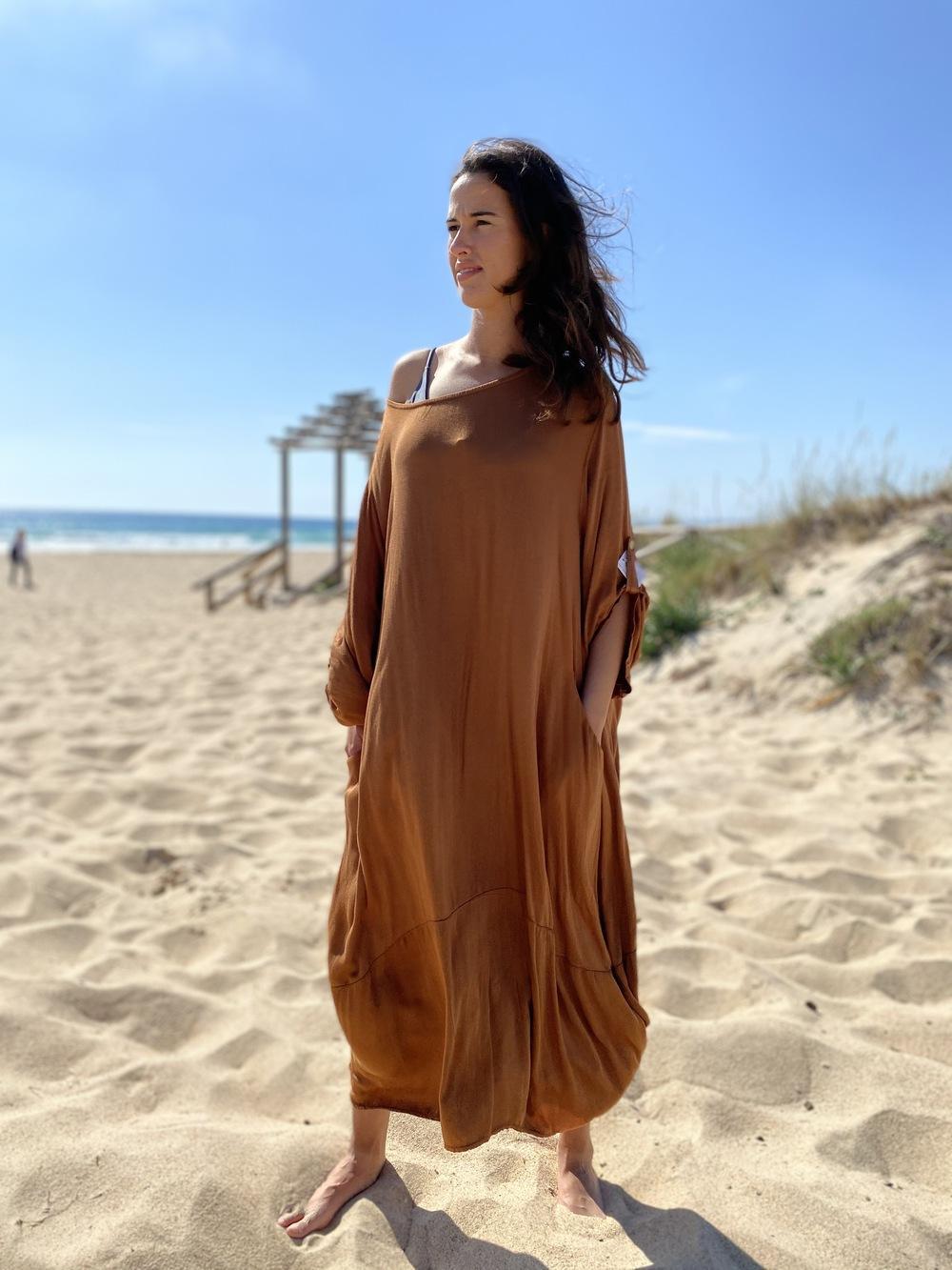 Vestidos Wonda Casual Playa