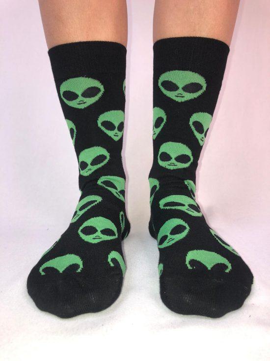 Calcetines Cool Alien