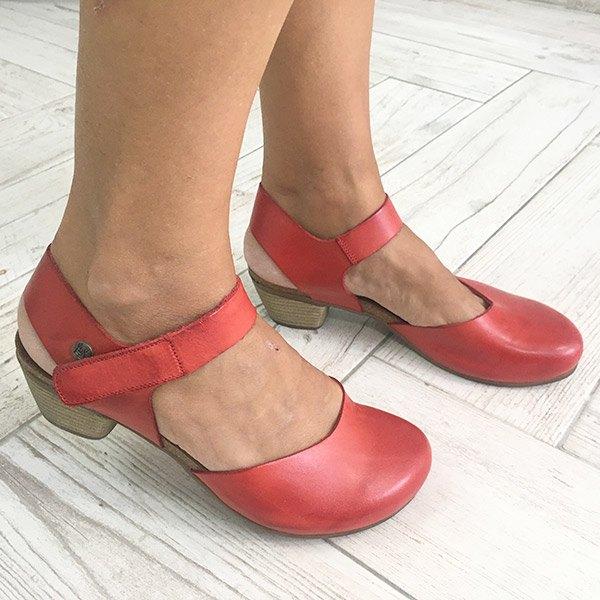 Zapato-Mujer-Bio-Jonnys-rojo