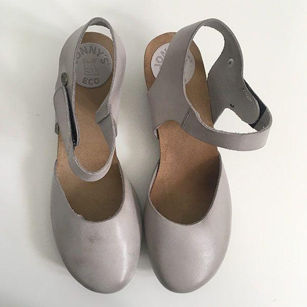 Zapato de Mujer-gris-jonnys