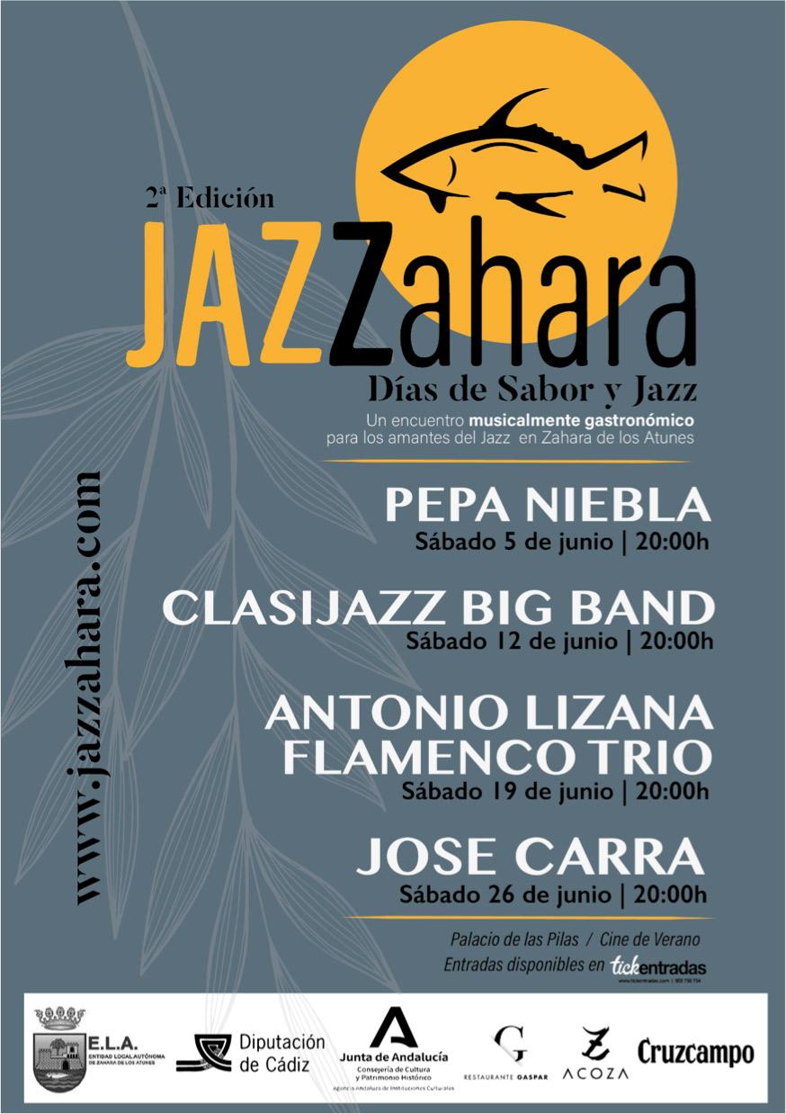 cartel jazzahara 2021