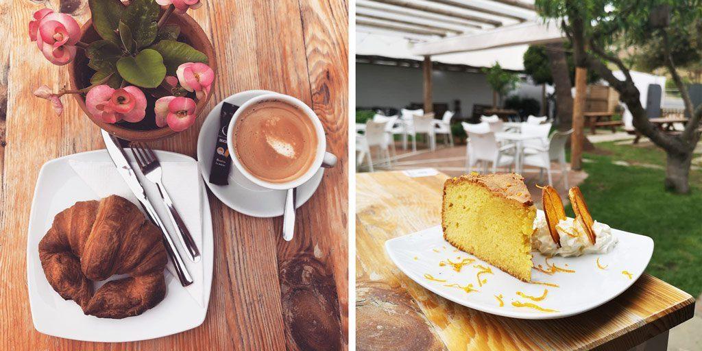 Desayunar en Zahara de los Atunes