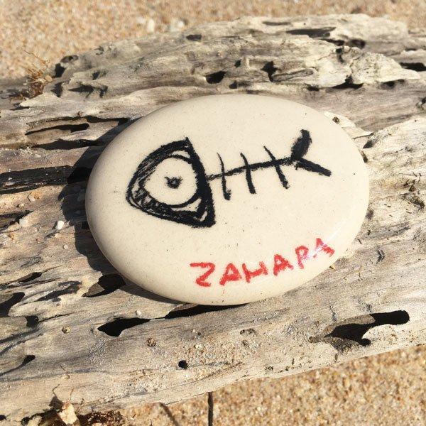 imanes-personalizados-zahara-pez-negro