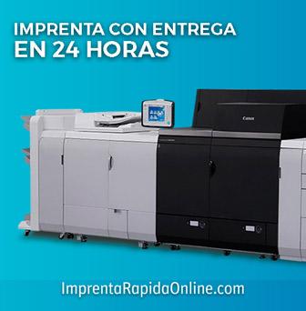 imprenta online 24 horas