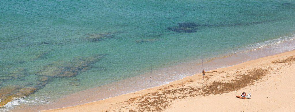Playa de Altanterra Zahara