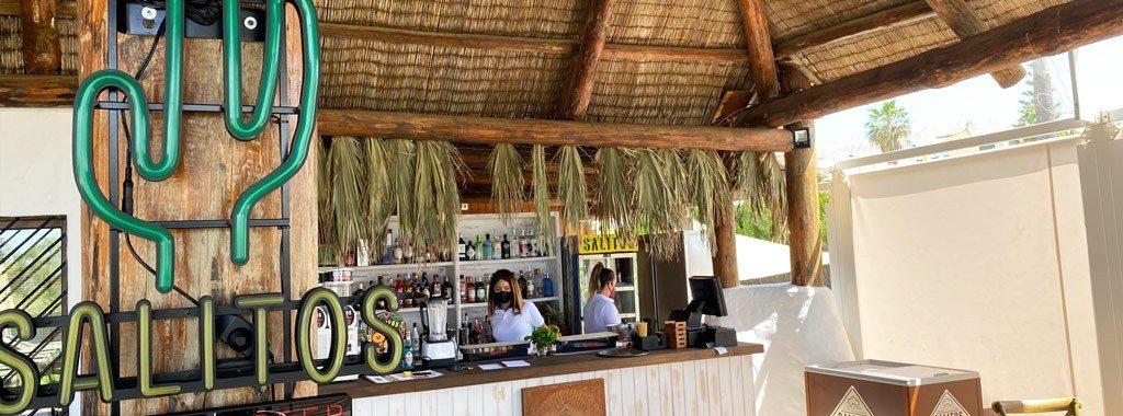 restaurante beach club 5 oceanos