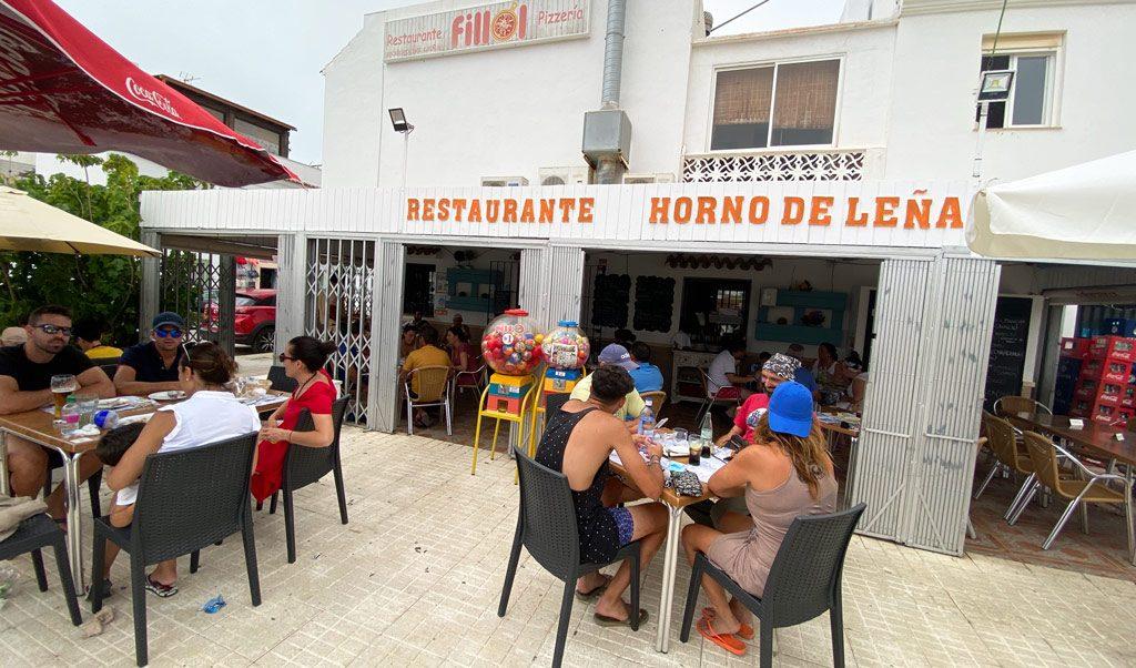 Restaurante Pizzería Fillol Zahara de los Atunes