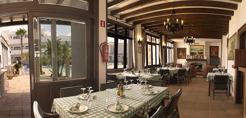 restaurante porfirio interior