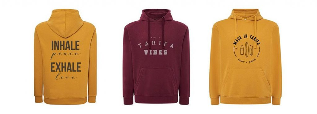 sudaderas made in tarifa