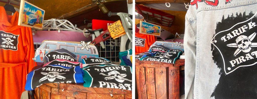 Tarifa piratas sudaderas y camisetas