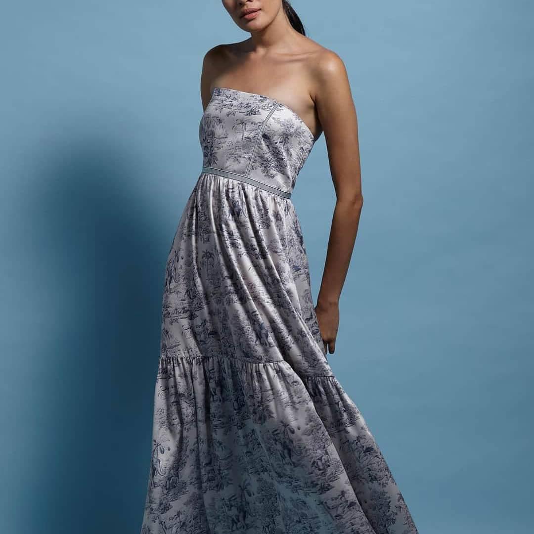 vestido viscosa la trastienda